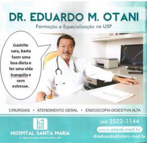"""Estresse """"acaba"""" com a pessoa! Ouçam o nosso Dr. Eduardo e sigam mais essa dica!"""
