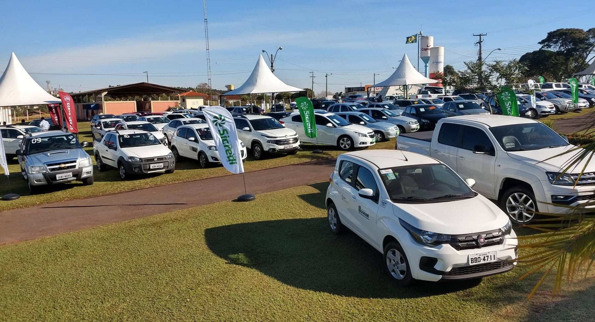 Feirão Sicredi oferece mais de 200 veículos novos e seminovos em ...